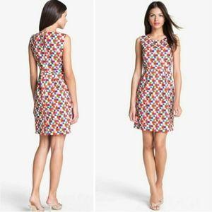 Kate Spade Abbey Geometric Print Dress 4